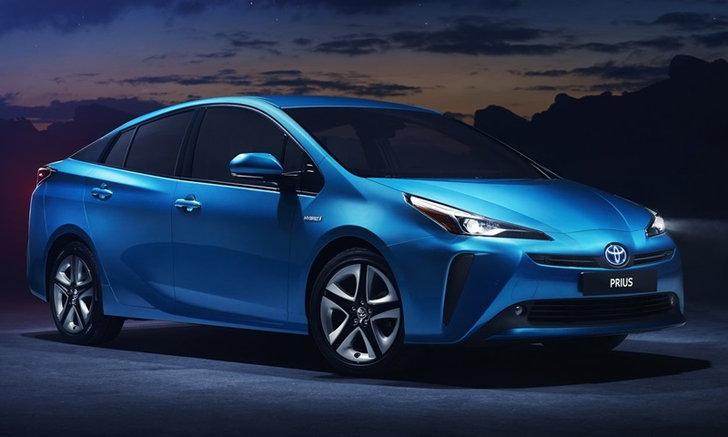 เผยโฉม Toyota Prius AWD-i 2019 เวอร์ชั่นยุโรปพร้อมระบบขับเคลื่อนสี่ล้อ