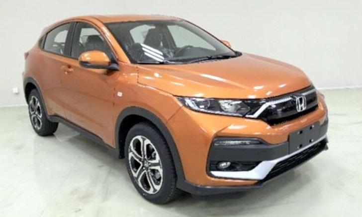 ภาพหลุด Honda XR-V 2019 โฉมไมเนอร์เชนจ์ก่อนเปิดตัวที่จีน