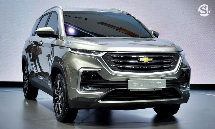 All-new Chevrolet Captiva 2019 ใหม่ เคาะเริ่มต้นไม่ถึง 1 ล้านบาทที่มอเตอร์โชว์