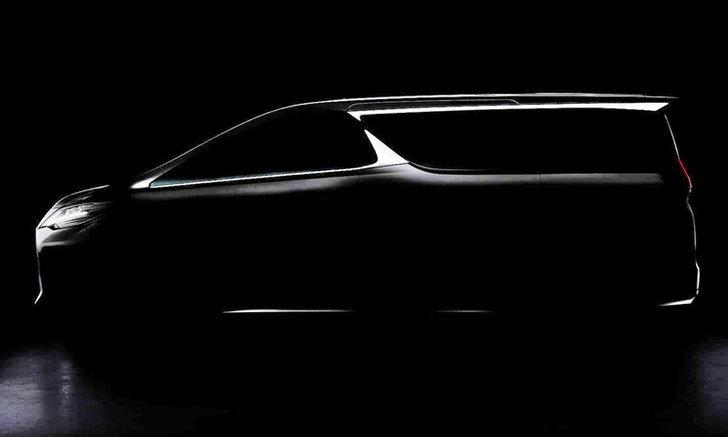ทีเซอร์ Lexus LM 2019 ใหม่ รถแวนหรูอาจใช้พื้นฐาน Alphard เตรียมเปิดตัวที่จีน