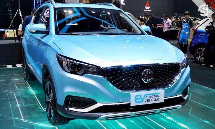ราคารถใหม่ MG ในตลาดรถยนต์ประจำเดือนเมษายน 2562