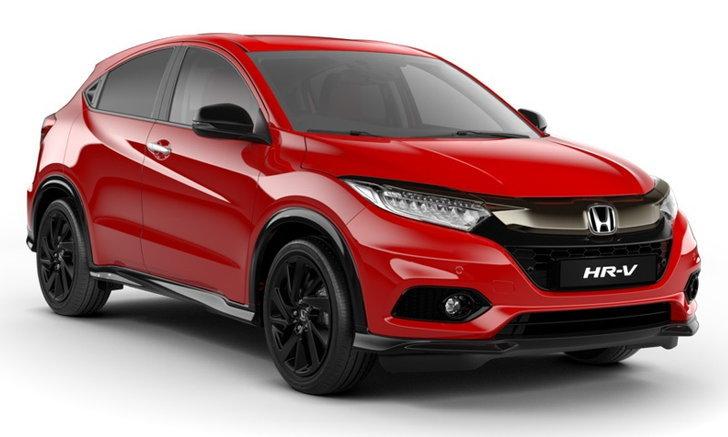 Honda HR-V Sport 2019 ใหม่ พร้อมขุมพลังเทอร์โบ 1.5 ลิตร วางขายแล้วที่อังกฤษ