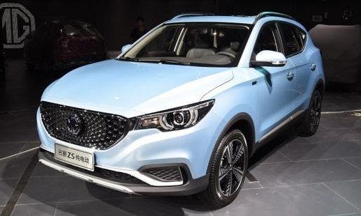 ราคาโดน! MG E ZS 2019 ใหม่ เคาะราคาเริ่มต้นเพียง 5.64 แสนบาทที่จีน