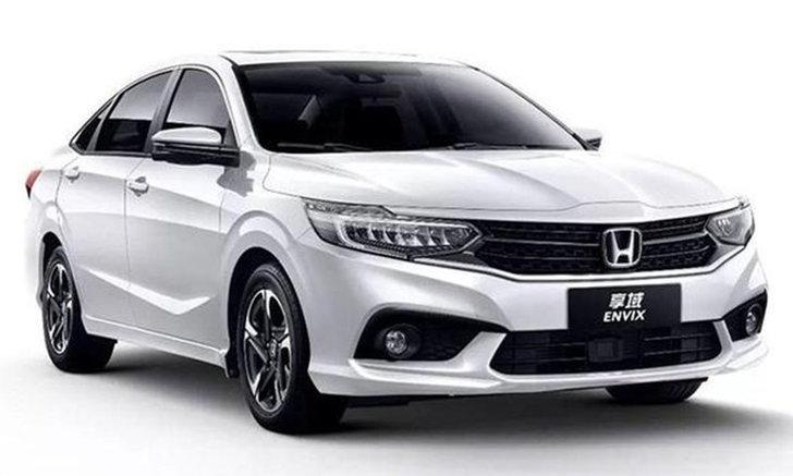 Honda Envix 2019 ใหม่ พร้อมขุมพลัง 1.0 ลิตรเทอร์โบ เตรียมเปิดตัวที่จีน เม.ย.นี้
