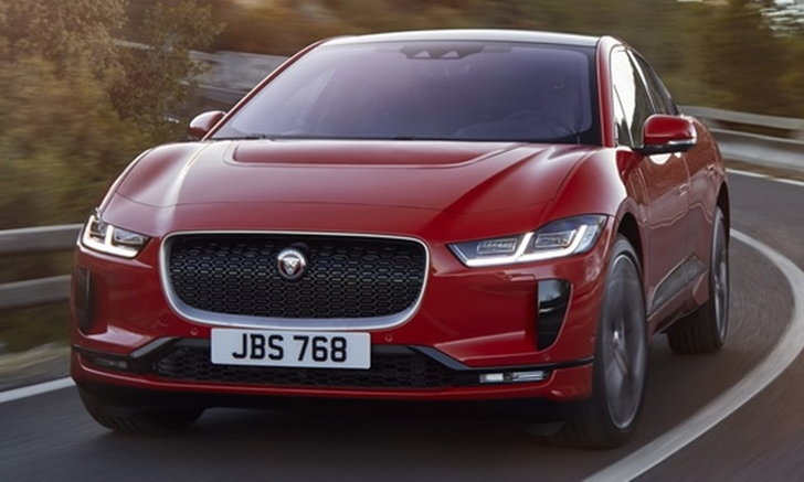 Jaguar I-Pace 2019 ใหม่ เอสยูวีไฟฟ้าเผยราคาในไทย เริ่มต้น 5.499 ล้านบาท