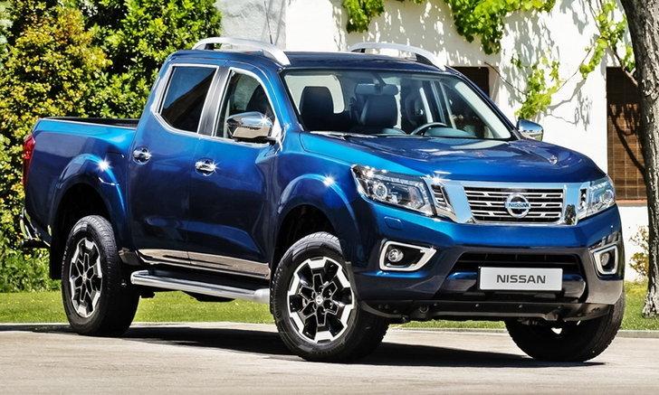 Nissan Navara 2020 ไมเนอร์เชนจ์ขุมพลังเทอร์โบคู่ใหม่เปิดตัวที่อังกฤษ