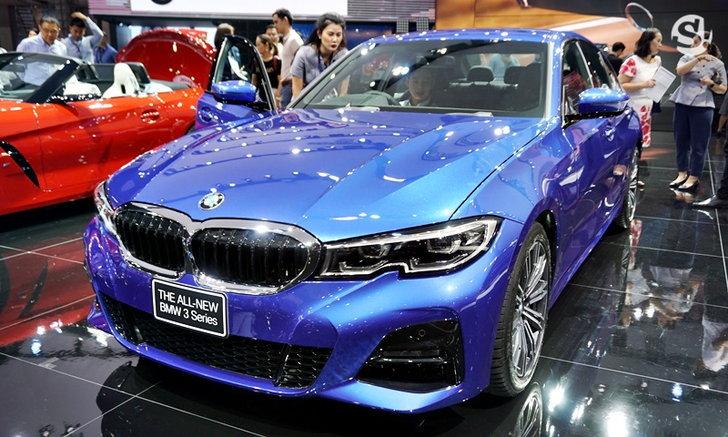 ราคารถใหม่ BMW ในตลาดรถยนต์ประจำเดือนพฤษภาคม 2562