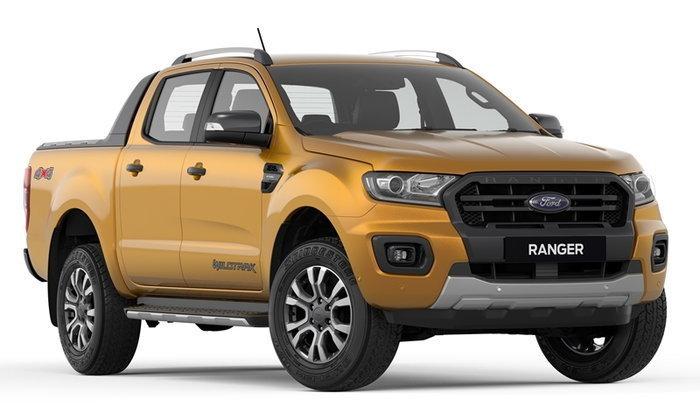 ราคารถใหม่ Ford ในตลาดรถยนต์ประจำเดือนสิงหาคม 2562