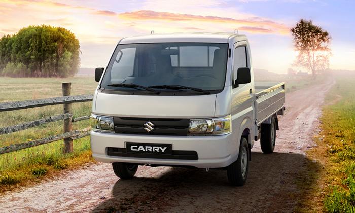 All-new Suzuki Carry รถบรรทุกไซส์มินิที่สะดวกสบายเหนือใคร จ่อเปิดตัว 16 ส.ค. นี้