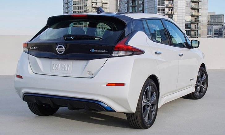 Nissan Leaf e+ รุ่นแบตใหญ่ทำยอดจำหน่ายในยุโรปทะลุ 8,000 คันแล้ว