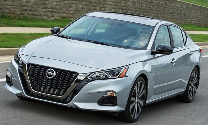 Nissan Altima 2020 ไมเนอร์เชนจ์ใหม่เพิ่ม Safety Shield 360 ในสหรัฐฯ