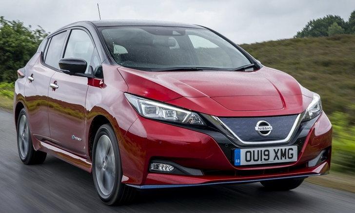 Nissan Leaf e+ 2020 ใหม่ แรงกว่าวิ่งไกลกว่า เคาะราคาเริ่ม 1.4 ล้านบาทในอังกฤษ