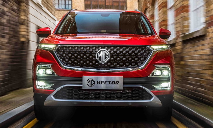 MG Hector 2019 ใหม่ เริ่มวางจำหน่ายแล้วที่อินเดีย ราคาเริ่ม 5.43 แสนบาท