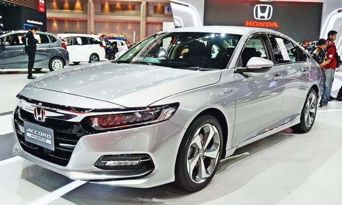 ราคารถใหม่ Honda ในตลาดรถยนต์ประจำเดือนกรกฎาคม 2562