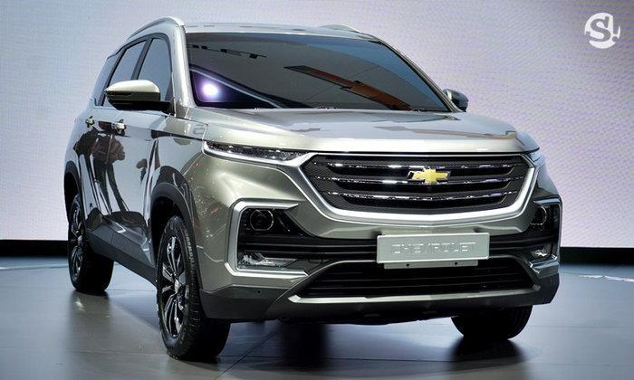 ราคารถใหม่ Chevrolet ในตลาดรถประจำเดือนกรกฎาคม 2562