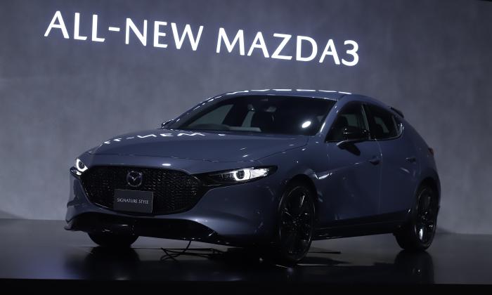 ราคารถใหม่ Mazda ในตลาดรถยนต์เดือนตุลาคม 2562