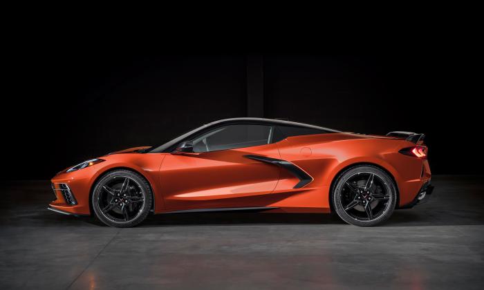 Chevrolet Corvette Stingray Convertible 2020 เปิดประทุนสุดงามเริ่ม 2 ล้าน