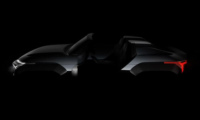 เผยภาพ Mitsubishi MI-TECH Concept ต้นแบบเอสยูวีไฟฟ้า คันเล็กแต่สุดล้ำ!