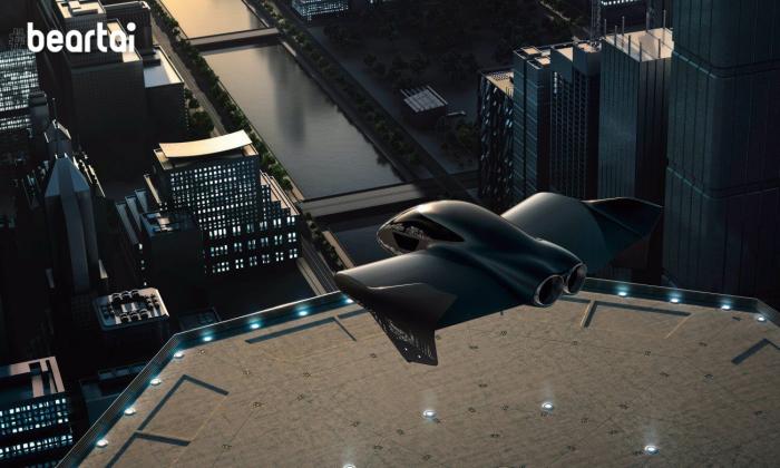ล้ำเกินใคร! Boeing ผนึกกำลัง Porsche ร่วมพัฒนารถยนต์ไฟฟ้าบินได้