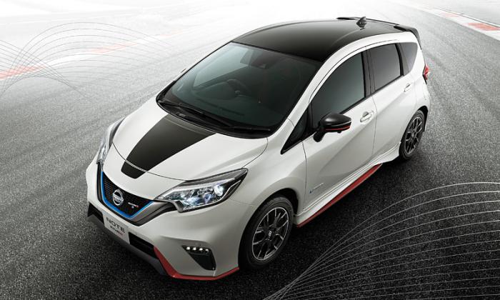 Nissan Note NISMO Black Limited ตัวแต่งสุดงามในราคาเริ่มกว่า 7 แสนบาท