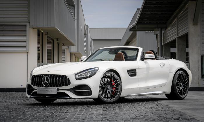 ราคารถใหม่ Mercedes-Benz ในตลาดรถประจำเดือนพฤศจิกายน 2562