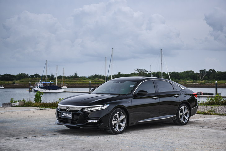 All-new Honda Accord 2019 รุ่น HYBRID