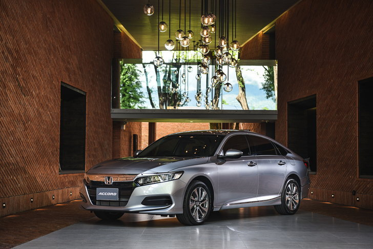 All-new Honda Accord 2019 รุ่น TURBO