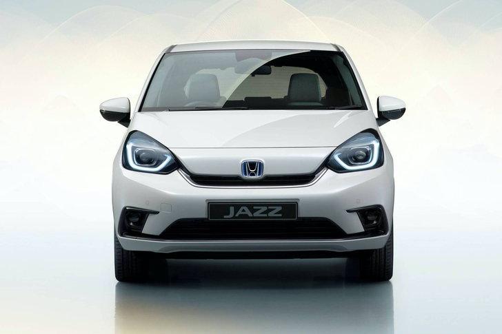 Honda Jazz Basic