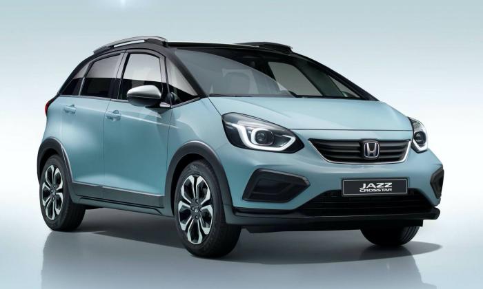 เผยโฉม All-new Honda Jazz 2020 เวอร์ชั่นยุโรป ลุคใหม่ 2 ...