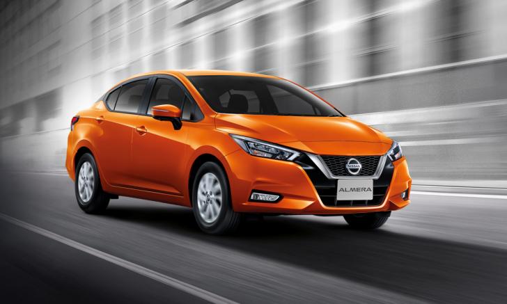All-new Nissan Almera 2020 กับดีไซน์แห่งเรขาคณิตและปีกเครื่องร่อน
