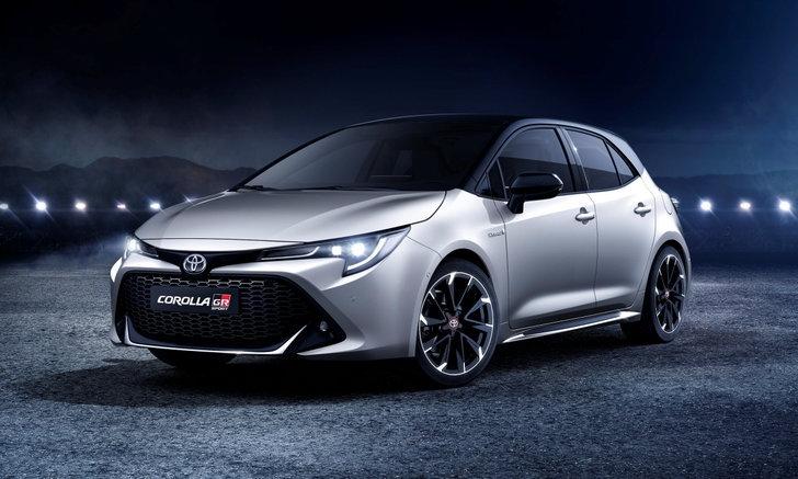 Toyota Corolla รุ่นจำหน่ายที่อังกฤษยกเลิกเครื่องยนต์เบนซิน - เพิ่มอีก 2 รุ่นย่อย