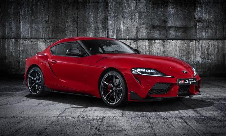 ราคารถใหม่ Toyota ในตลาดรถประจำเดือนมกราคม 2563