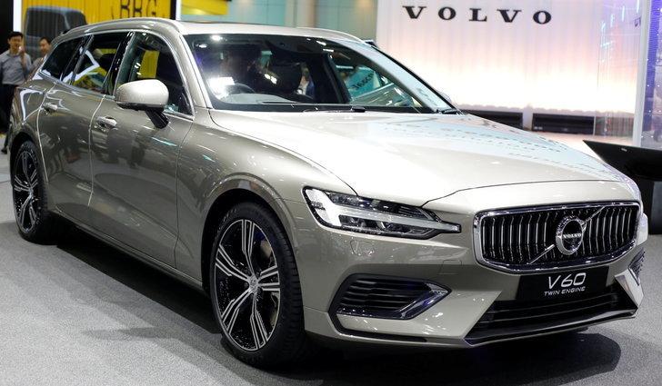 ราคารถใหม่ Volvo ในตลาดรถประจำเดือนมกราคม 2563