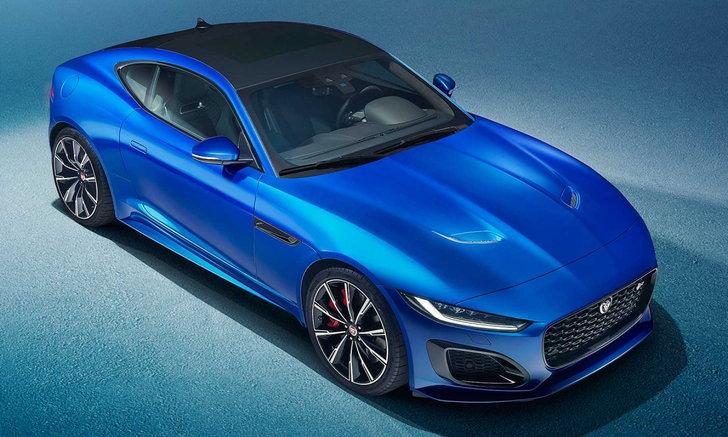 Jaguar F-Type 2020 รุ่นปรับโฉม