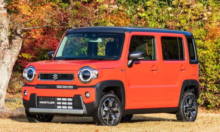 All-new Suzuki Hustler 2020 เผยโฉมความจี๊ดจ๊าดที่ญี่ปุ่น เริ่มต้นไม่ถึงสี่แสนบาท