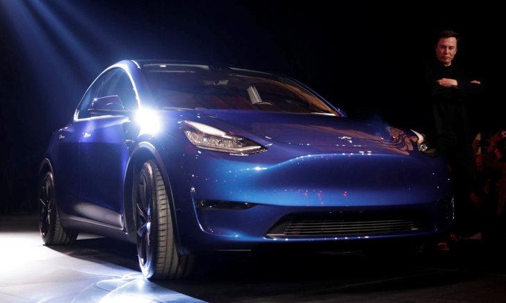 เดินหน้าต่อเนื่อง! เอสยูวี Tesla Model Y เตรียมผลิตที่เซี่ยงไฮ้