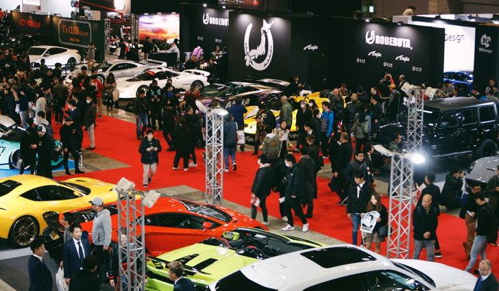 เชื่อมสัมพันธ์ไทย-ญี่ปุ่น Bangkok Auto Salon ร่วมพิธีเปิด Tokyo Auto Salon 2020