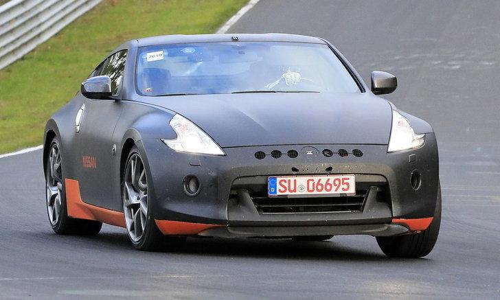 สาวกปูเสื่อรอ! Nissan Z พัฒนารุ่นใหม่คาดกำลังแรงกว่า 400 แรงม้า