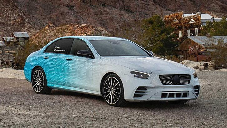 รถใหม่! Mercedes-Benz E-Class 2020 อัปเดตเพียบ ก่อนขายจริงยุโรปกลางปีนี้