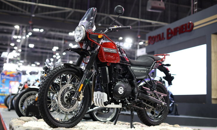 Motor Expo 2019: Royal Enfield Himalayan 3 สีใหม่ ตื่นตาใช่ย่อย!