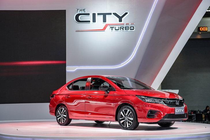 Honda City 2020 รุ่น RS