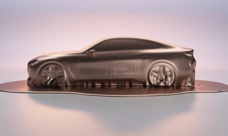 BMW Concept i4 กับทีเซอร์ 15 วินาทีที่พร้อมเผยโฉมความแรง มี.ค. นี้