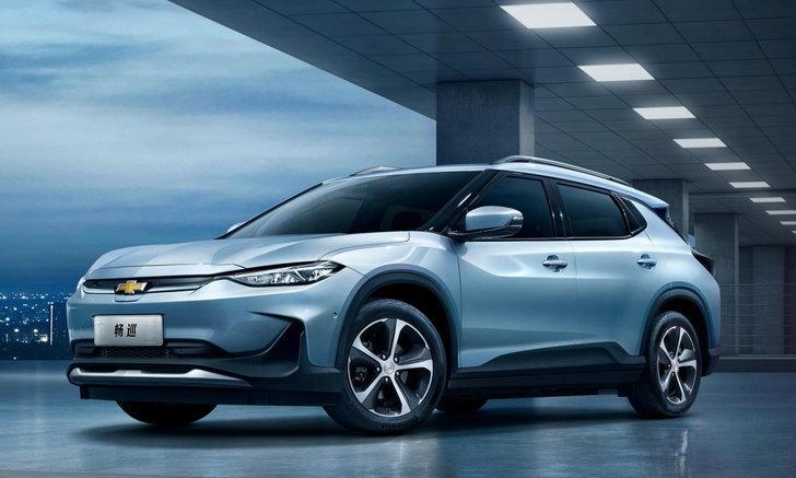 Chevrolet Menlo อเนกประสงค์ไฟฟ้าสุดล้ำ เคาะราคาที่จีนเริ่ม 7 แสนกว่า
