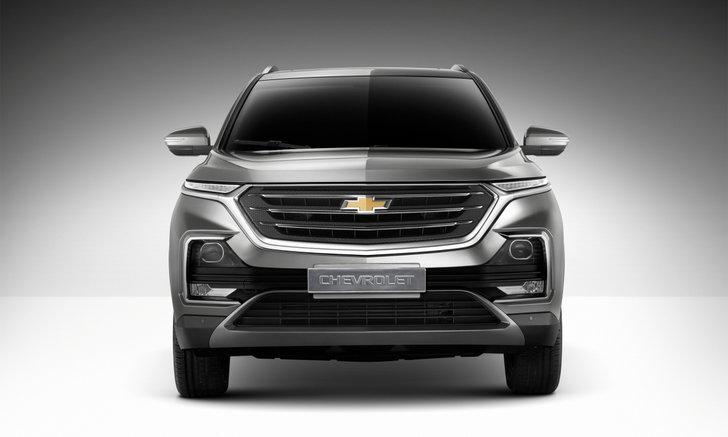 ราคารถใหม่ Chevrolet ในตลาดรถประจำเดือนมีนาคม 2563