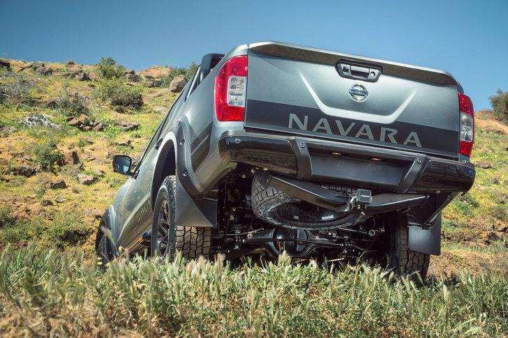 Nissan Navara N-TREK Warrior 2020 ที่ออสเตรเลีย - จะเข้าไทยปีนี้แล้ว