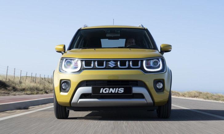 คนไทยต้องลุ้น! เผยโฉม Suzuki Ignis 2021 เตรียมวางขายปีนี้ที่ญี่ปุ่นที่แรก