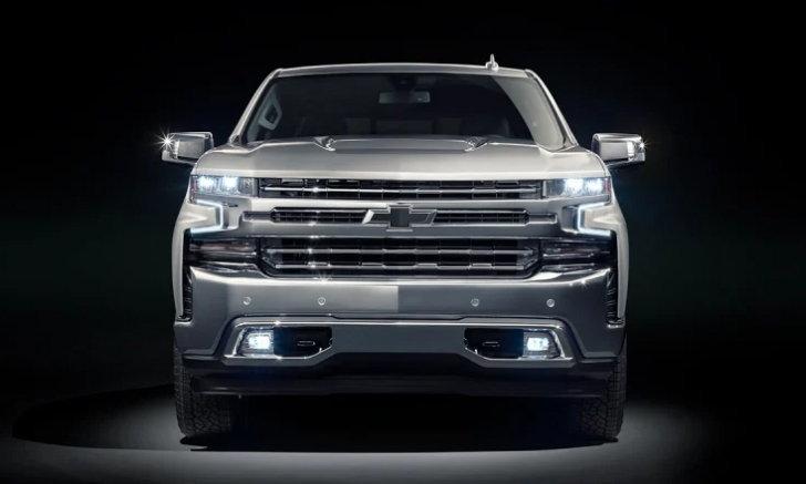 ประเทศอื่นไม่หยุด! Chevrolet Silverado 2020 กระบะสุดล้ำเตรียมวางขายแดนจิงโจ้