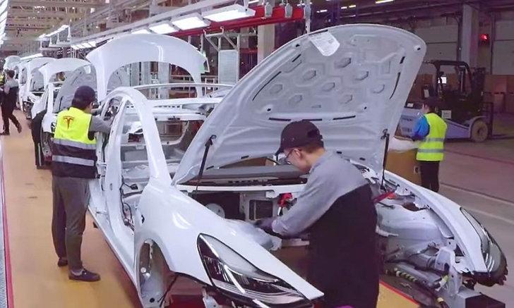 Tesla Model 3 ผลิตในจีนราคาจะสูงขึ้น เนื่องด้วยรัฐาลลดเงินอุดหนุนรถยนต์ไฟฟ้า