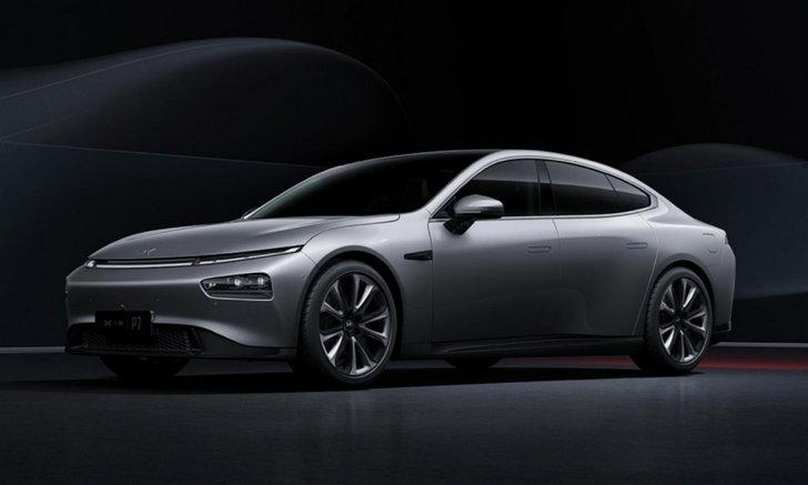 Xpeng P7 รถยนต์ขับขี่อัตโนมัติระดับ 3 คันแรกของจีน สนนราคาเริ่ม 1.08 ล้าน