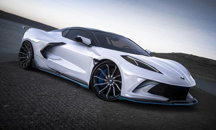 ในจินตนาการ! Chevrolet Corvette C8 จากฝีมือศิลปินดิจิทัลที่อยากให้เกิดขึ้นจริง